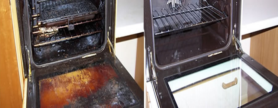 professional oven cleaning in devizes